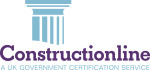 Registered with Constructionline