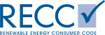 An accredited member of the Renewable Energy Consumer Code
