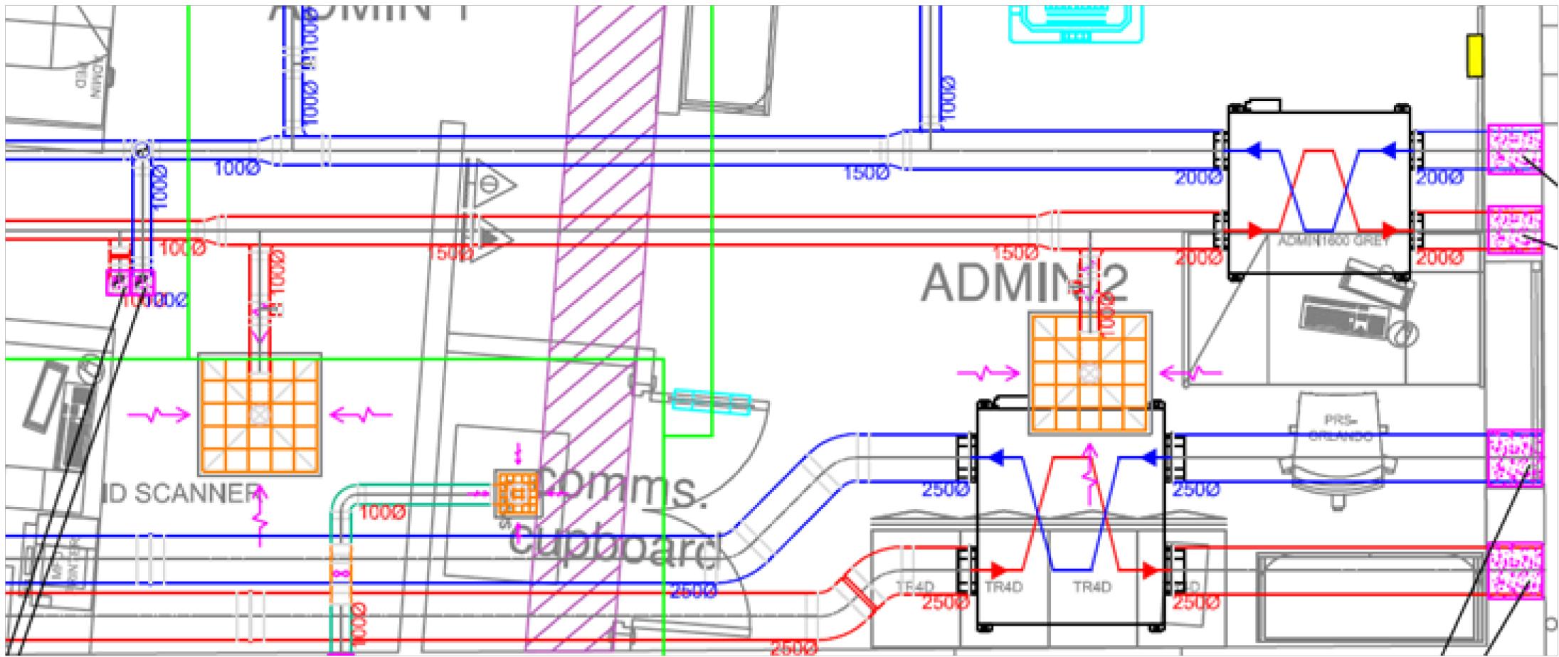 Vrv Air Conditioning Amp Ventilation High Street Retail