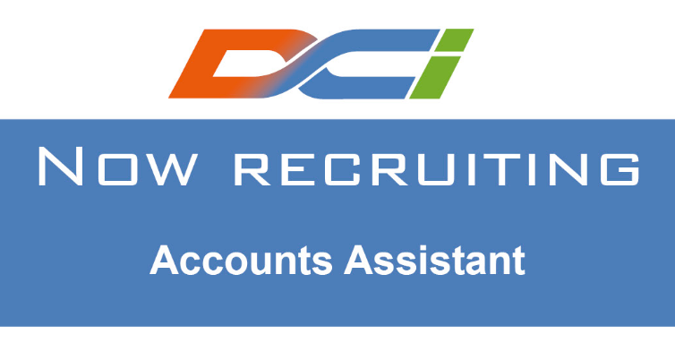 Now recruiting - Accounts Assistant